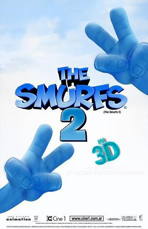 Watch Free The Smurfs 2 (2013) movie Online Without Downloading